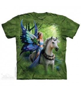 T Shirt Realm of Enchantment The Mountain