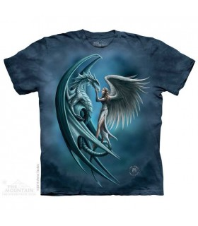 Angel & Dragon T Shirt The Mountain