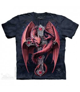 T-shirt Dragon Gardien The Mountain