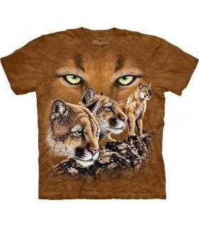 Trouver 10 Pumas - T-shirt Puma The Mountain