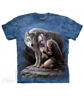 Wolven Protector T Shirt The Mountain