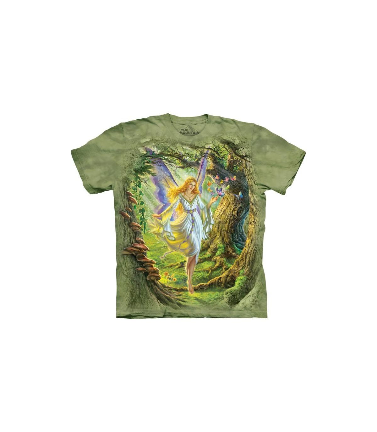 The Mountain Unisex Adult Stokes Stargaze Fairy T Shirt