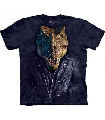 Nas T-Rex - T Shirt by the Mountain