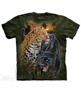 T-shirt 2 Jaguars The Mountain