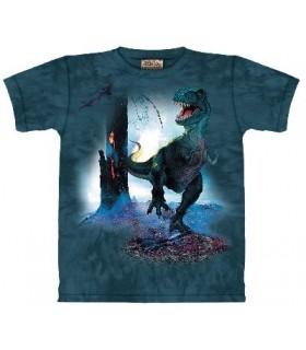 T-Shirt Rex par The Mountain