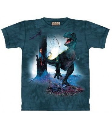Rex - Zoo Animals T Shirt by the Mountain