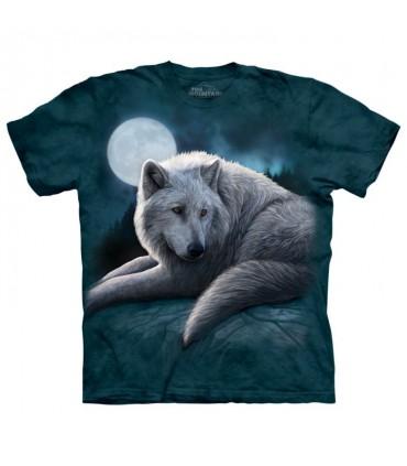 Gardien du Nord - T-shirt loup