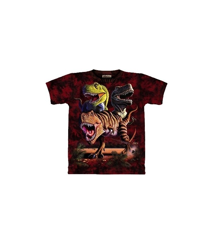 T-Shirt groupe de T-Rex par The Mountain