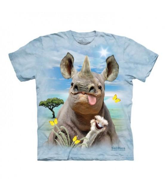 a90e9c26 T-shirts Selfie d'animaux - soTSHIRT