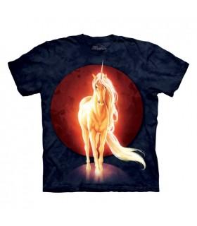 T-shirt Dernière Licorne The Mountain
