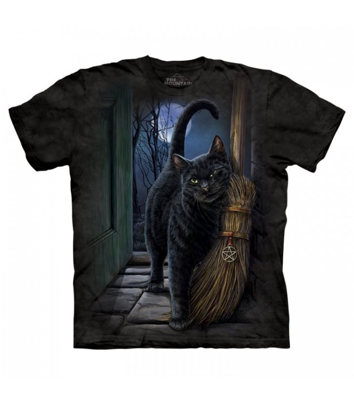 Balai Magique - T-shirt gothique The Mountain