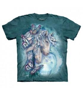 T-shirt Licornes Magiques The Mountain