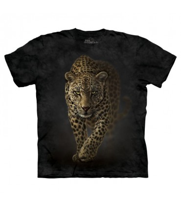 T-shirt Léopard Sauvage The Mountain