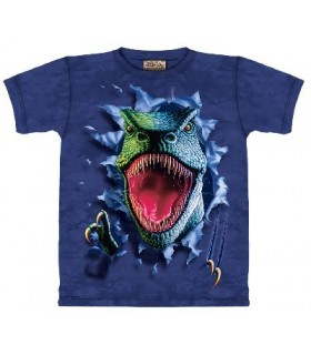 T-Shirt Rippin' Rex par The Mountain