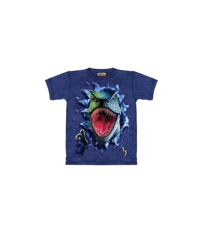 T-Shirt Rippin' Rex par The Mountain