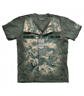 T-shirt Uniforme Militaire The Mountain