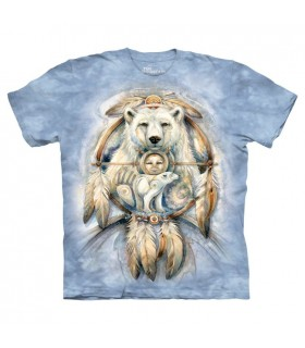 T-shirt Esprit de l'Ours The Mountain