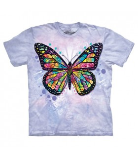 T-shirt Papillon The Mountain