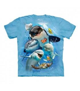 Ocean Selfie T Shirt