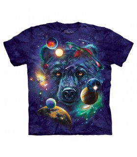 T-shirt Grizzly Cosmos The Mountain