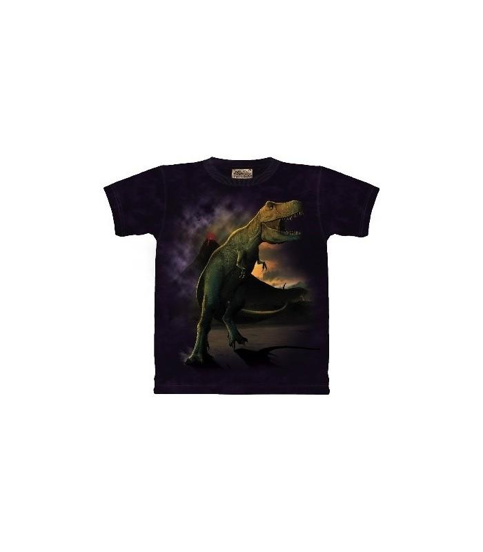 T-Rex - Dinosaur Shirt The Mountain