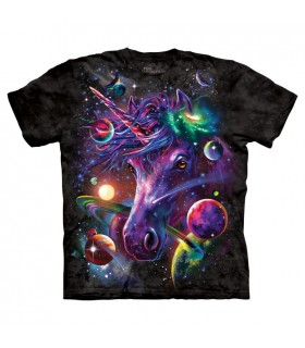 Unicorn Cosmos T Shirt