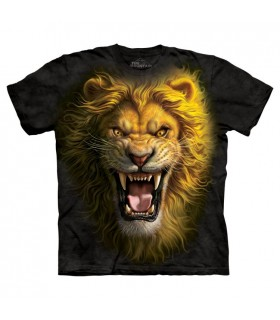 T-shirt Lion d'Asie The Mountain