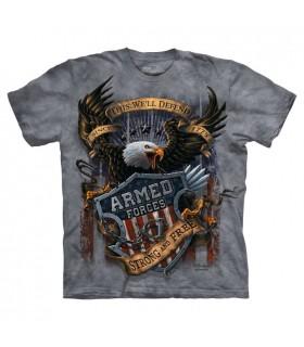 T-shirt Forces Armées The Mountain