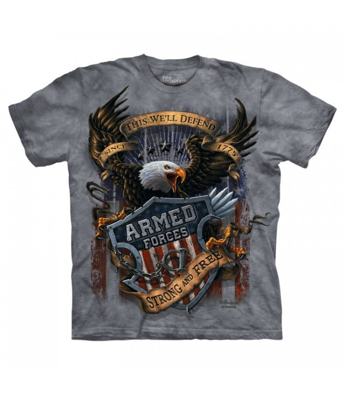 Armed Forces T Shirt