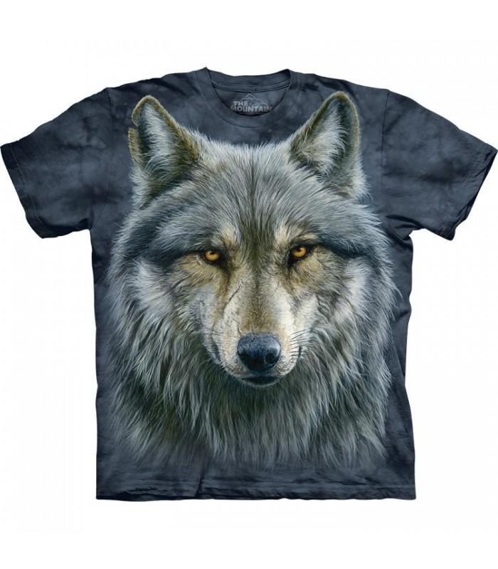 Warrior Wolf T Shirt
