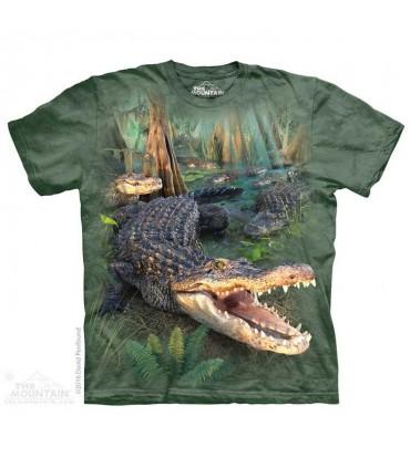 T-shirt Alligator The Mountain