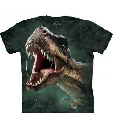 T-Shirt rugissement du T-Rex par The Mountain