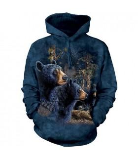 Find 13 Black Bears Hoodie