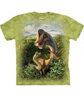 Ultrasaurus - Dinosaurs T Shirt by the Mountain