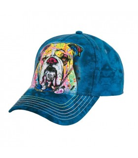 Casquette Baseball Bulldog The Mountain