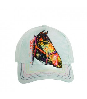 Casquette Baseball Cheval The Mountain