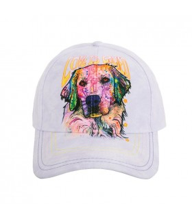 Casquette Baseball Golden Retriever The Mountain
