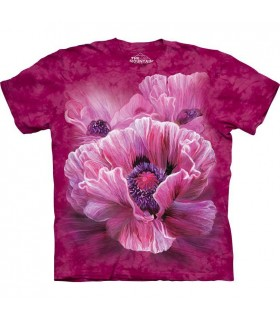 T-shirt Fleur The Mountain