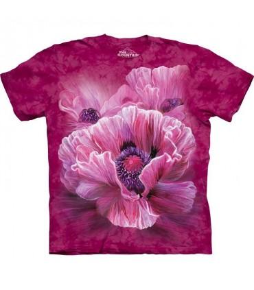 T-shirt Fleur The Mountain