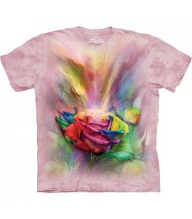 Healing Rose T Shirt