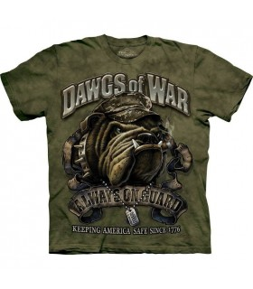 T-shirt Chien de Guerre - The Mountain