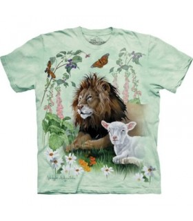 The Lion & The Lamb T Shirt