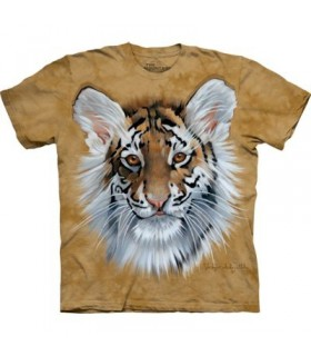 T-shirt Bébé Tigre The Mountain