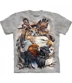 T-shirt Rois du Ciel The Mountain