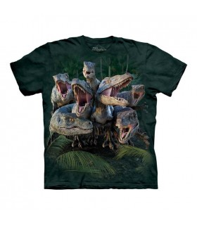 T-shirt Raptors The Mountain