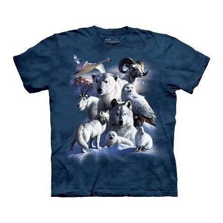 Arctic Animals - Zoo Shirt Mountain