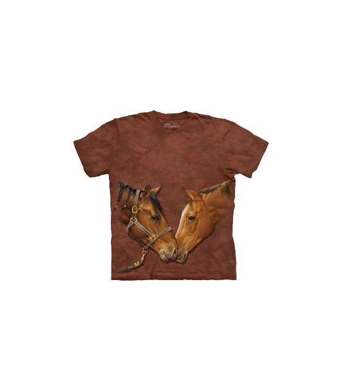 Howdy - Horse T Shirt Mountain