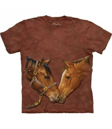 Howdy - Horse T Shirt Mountain
