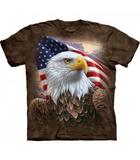 Independance - T-shirt patriotique USA