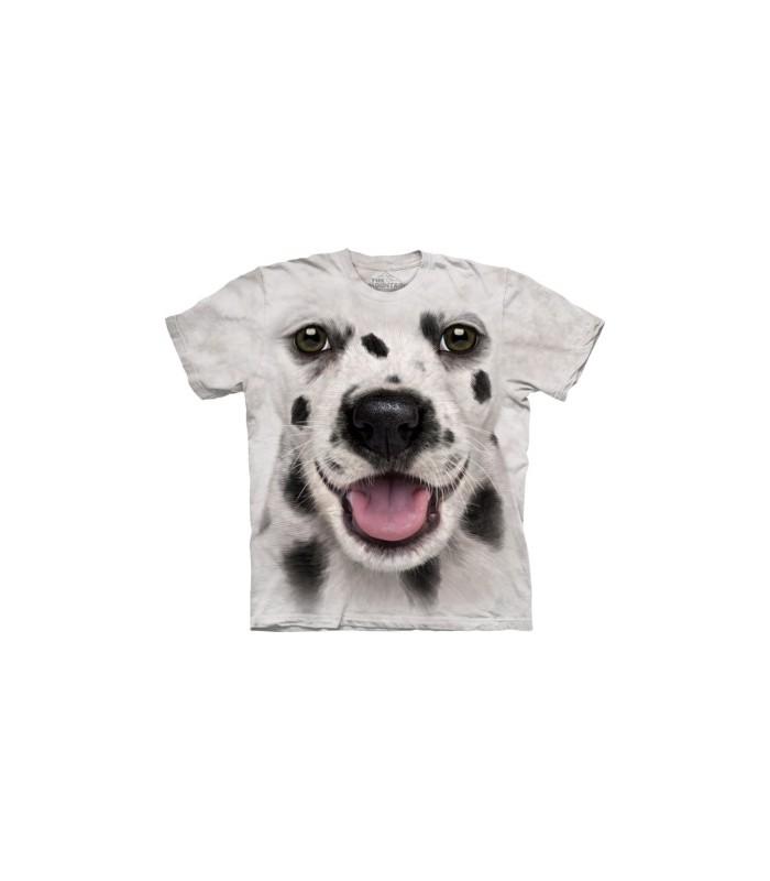 T-shirt Chiot Dalmatien The Mountain